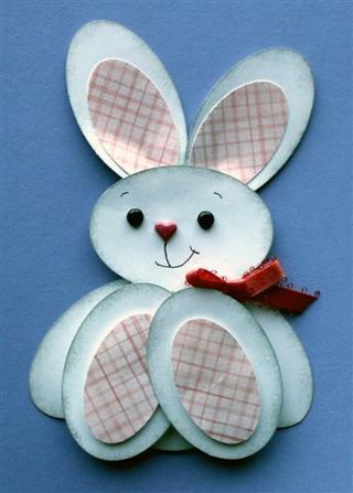 Too cute! Bunny from punches