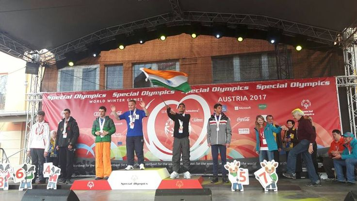 #India wins 73 medals in 2017 Special Olympics World #WinterGames  India's special athletes gave an impressive performance and won 73 medals in the recently concluded 2017 #Special #Olympics #World #WinterGames held in Austria.    Along with this, the special women team also won 16 bronze medals. Himachal's Megha became the first Indian to win a gold medal in the games.