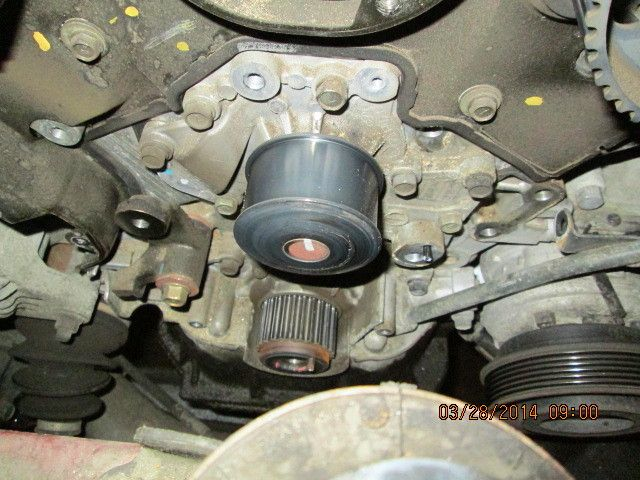 Service manual [Change A Water Pump On A 2004 Hyundai ...