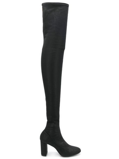 239e9d8f45b MM6 MAISON MARGIELA over-the-knee boots.  mm6maisonmargiela  shoes ...