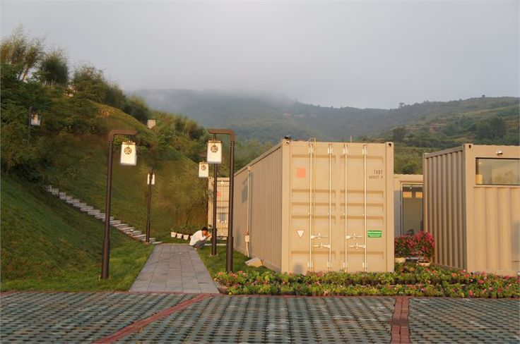 xiang xiang boutique container hotel
