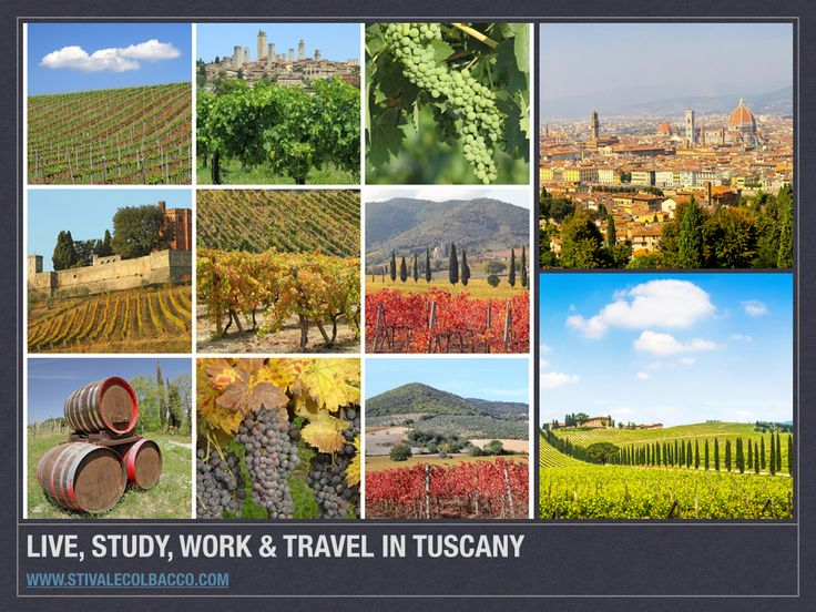 Tuscany is waiting for you!