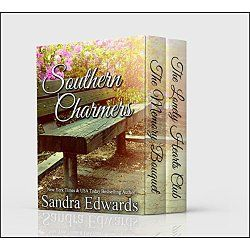NY Times, USA Today Bestselling and Award-Winning Author  Southern Charmers includes the books: The Memory Bouquet and The Lonely Hearts Club.  Three Sisters. Three Stories. Three Missed Opportunities....