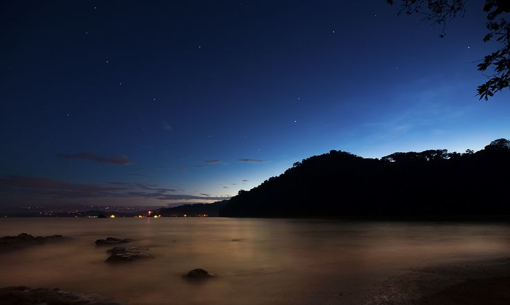 """Blue Morning"". Agujas Beach"