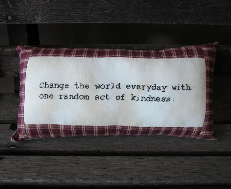 primitive+pillows+with+sayings | Primitive Pillow FREE SHIPPING-- Inspirational Quotes- Primitive ...