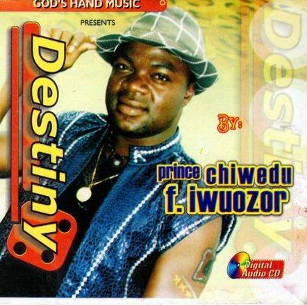 Chinedu Iwuozor - Destiny - CD