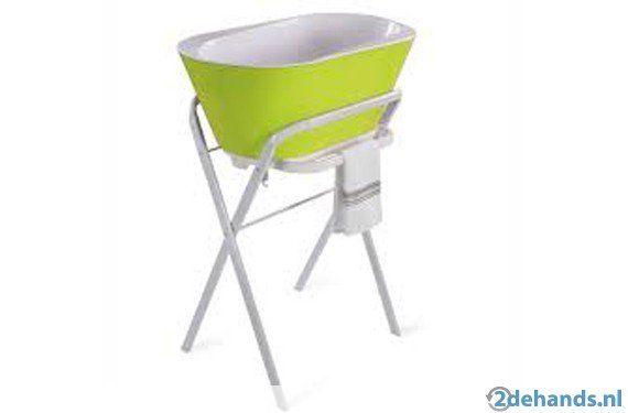 HOPPOP babybadje + onderstel - Te koop
