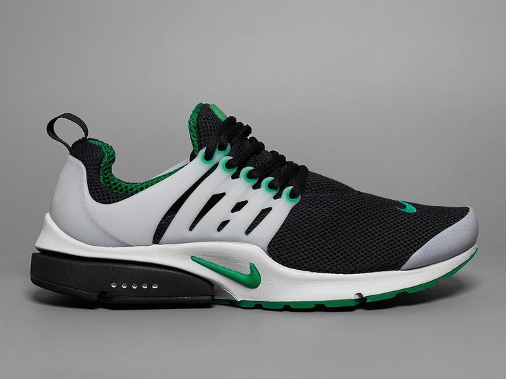 buy online ff9b4 a9fa9 Nike Air Presto TP QS Bright Red White Black Mens Running Shoes
