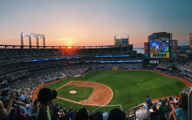 'Take me out to the ball game 🎶⚾️ #mets #cubs #nikonmets #newyorkcity #nyc #eventprofs #eventplanner #events #citifield #baseball #sports #sunset #playball #metsvscubs #ilovecrackerjacks' by @dsconsultinggroup. What do you think about this one? @steamrollerproductions @laneydarling @pennyhorner66 @standardpartyrentals @360livemedia @rodionov_russia @kokoef @classiccrockery @botanicalno.9 @motivent_uk @rachhevans @miexperts @pureluxebride @colsongriffithphotography @we_producoes…