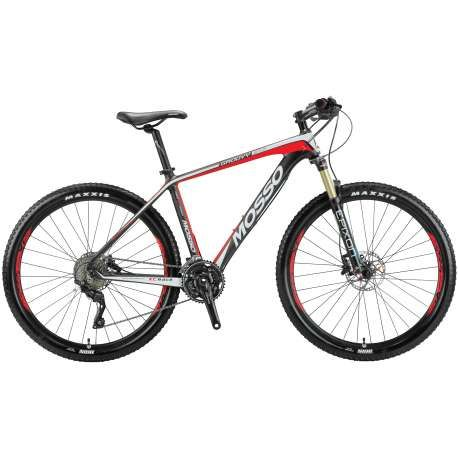 Mosso Groovy 27,5 Karbon Dağ Bisikleti Shimano Deore Hardtail 2016