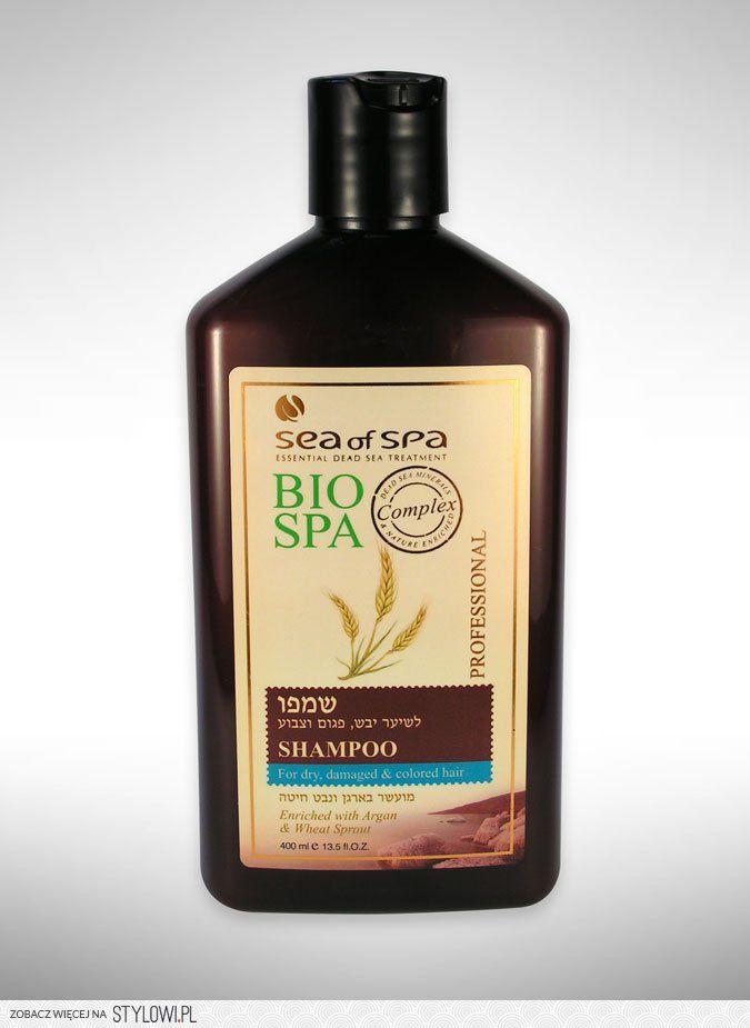Ten szampon jest przeznaczony do włosów suchych, zniszc… na Stylowi.pl