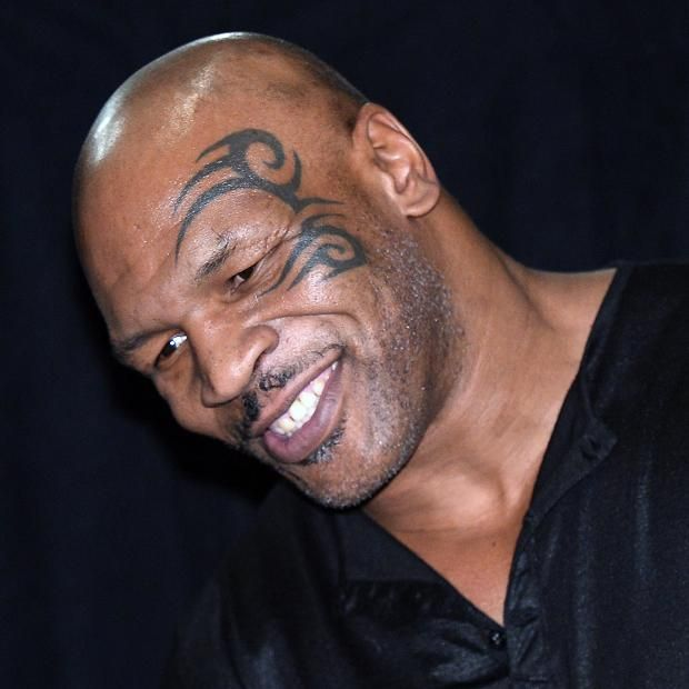 mike tyson the undisputed truth book