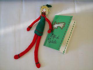 GioKa con Leo: Elfo di Natale pupazzo, tutorial