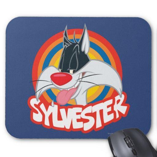Sylvester Icon. Producto disponible en tienda Zazzle. Tecnología. Product available in Zazzle store. Technology. Regalos, Gifts. #Mousepads #LooneyTunes