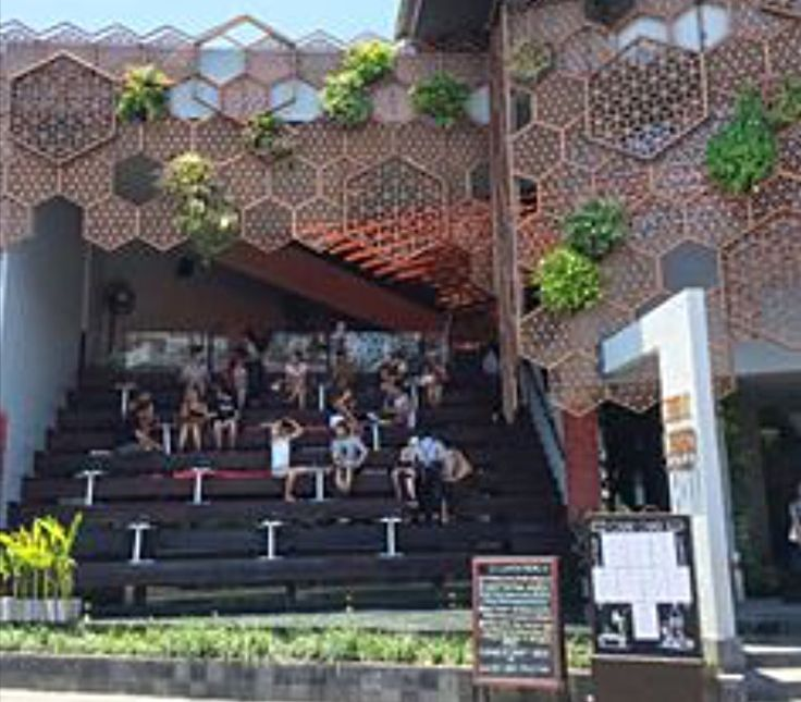 Seminyak, Bali - Bars: Char Char Steps, Jl Kayu Aya (4min walk)