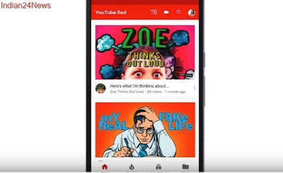 YouTube app for Android gets new UI, adds bottom navigation bar