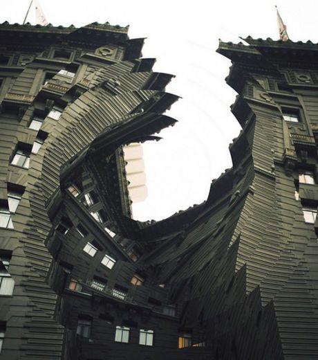 Architecture destructurée N°2