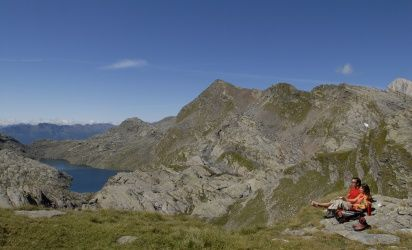 Explore the South Tyrolean Mountains