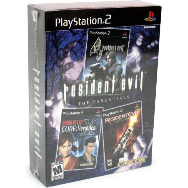 Resident Evil The Essentials Resident Evil Evil Resident Evil
