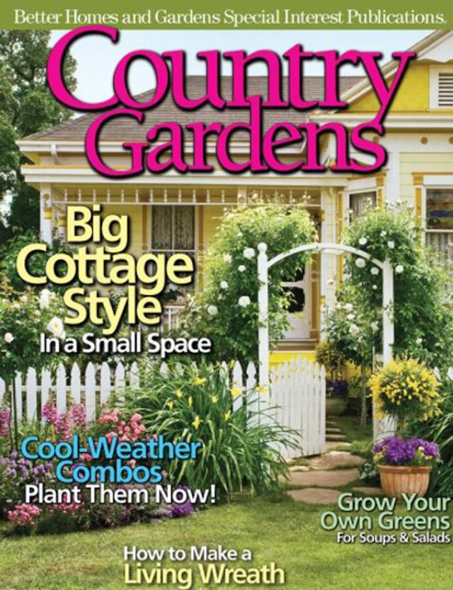 Gardening magazines are monthly garden inspiration. They tell us about new plants, garden design ideas and gardening techniques. Here are my picks for the top gardening magazines.