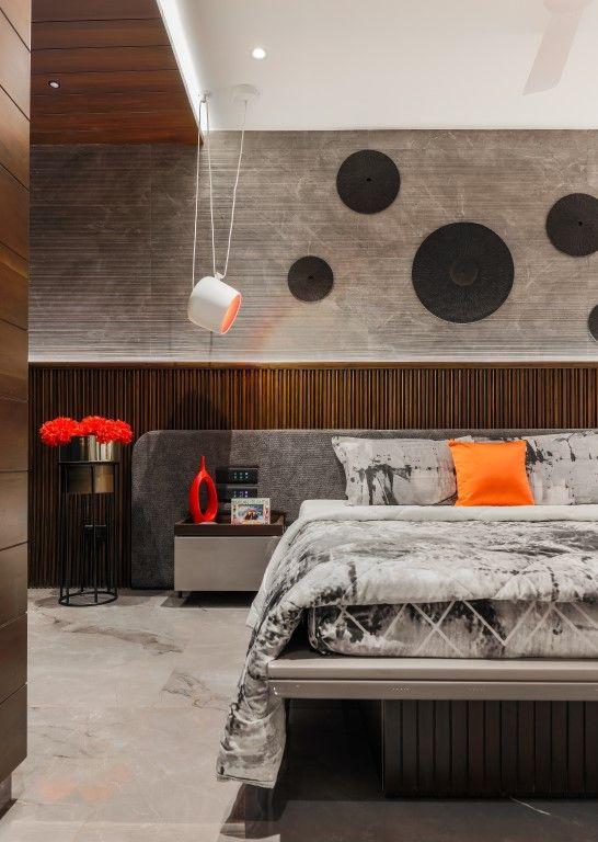 The Heaven Garden Bungalow Hotel Room Design Bedroom Bed Design