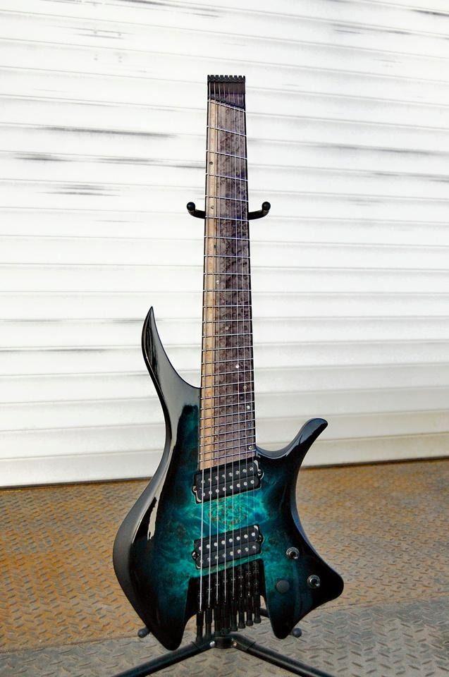 skervesen shoggie dupeczka 8 string guitars djent guitar custom bass guitar jazz guitar. Black Bedroom Furniture Sets. Home Design Ideas