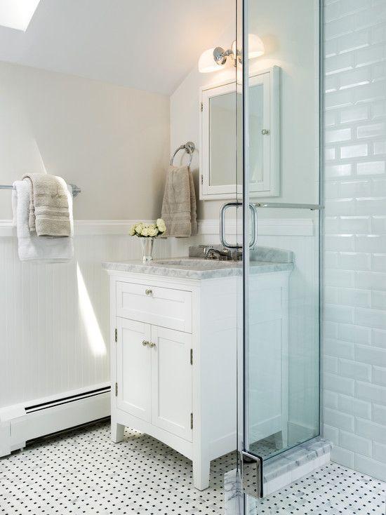 84 Best Bathroom Images On Pinterest Bathroom Small