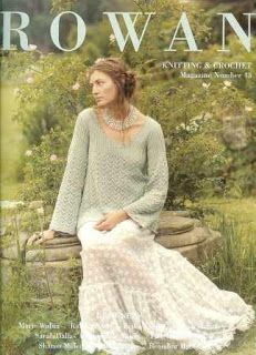 Журналы по вязанию и рукоделию.: Rowan Knitting & Crochet Magazine №43 2008