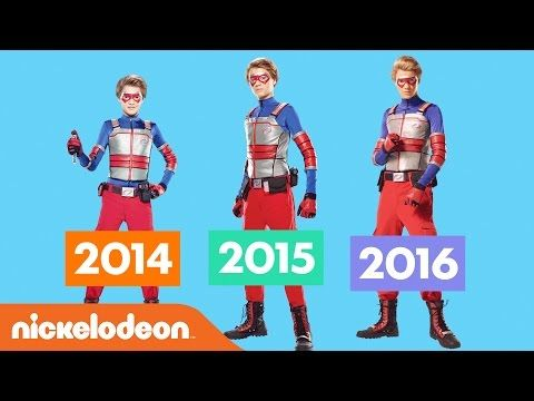 Jace Norman & Henry Danger Cast's Never-Before-Seen Auditions | Nick - YouTube
