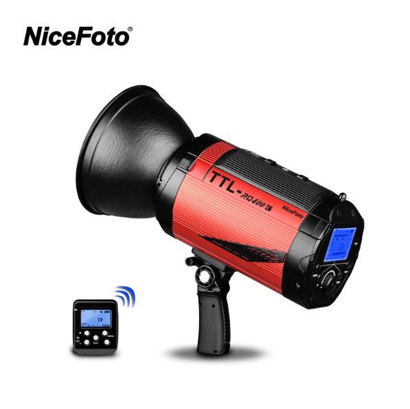 Аккумуляторный моноблок NiceFoto TTL-RQ400C