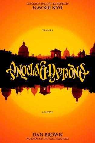 Hagyjatok! Olvasok!: Dan Brown: Angyalok és démonok (Robert Langdon 1.) (könyv és film)