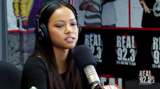 Karrueche-Why i ended it with Chris Brown!