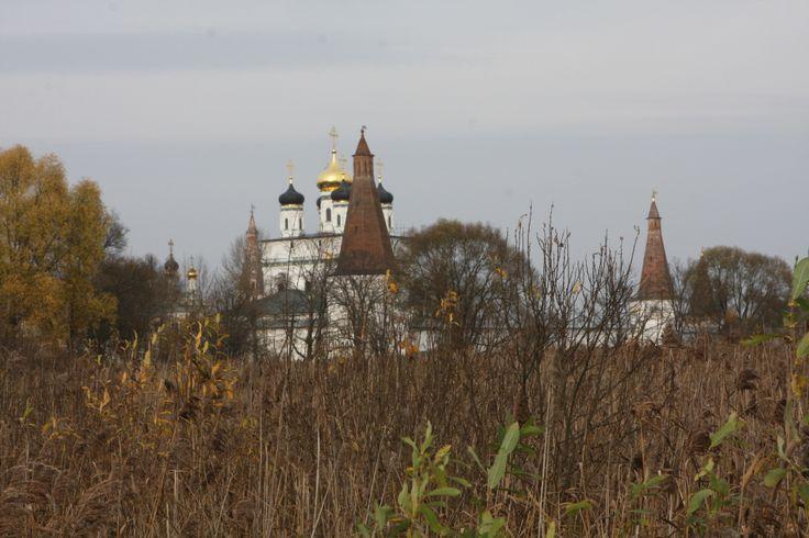 Иосифо -Волоцкий монастырь Теряево