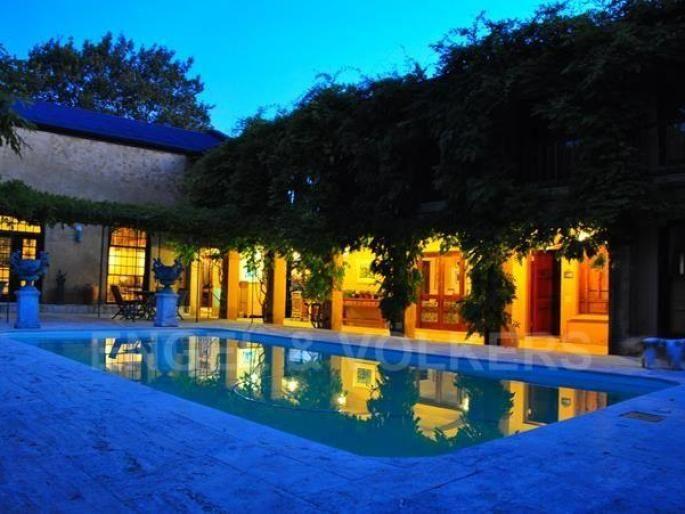 Franschhoek Provençale style country retreat Engel & Völkers Property Details | ENV89798 - ( South Africa, Western Cape, Franschhoek, Franschhoek )