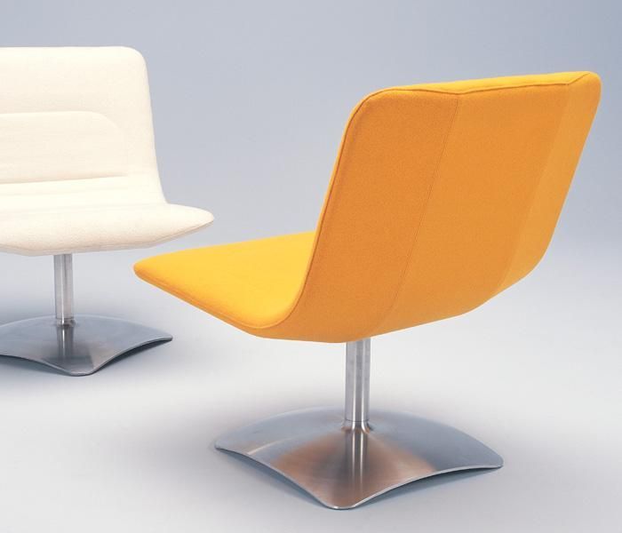Julep | UCI Lounge seating. Designed by Charles Wilson. Matching side table. GECA certified. uci.com.au
