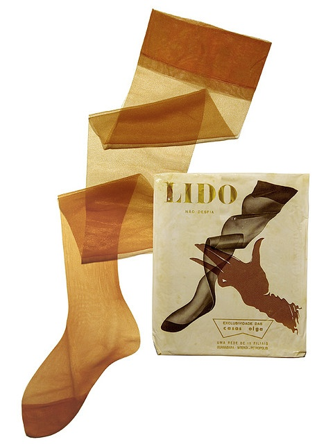 Nylon stockings came before pantyhose.  Had to have a garter belt or a girdle garter with garter pins to hold stockings up.