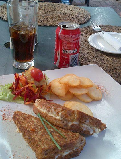 Coelacanth Cafe, EL Museum