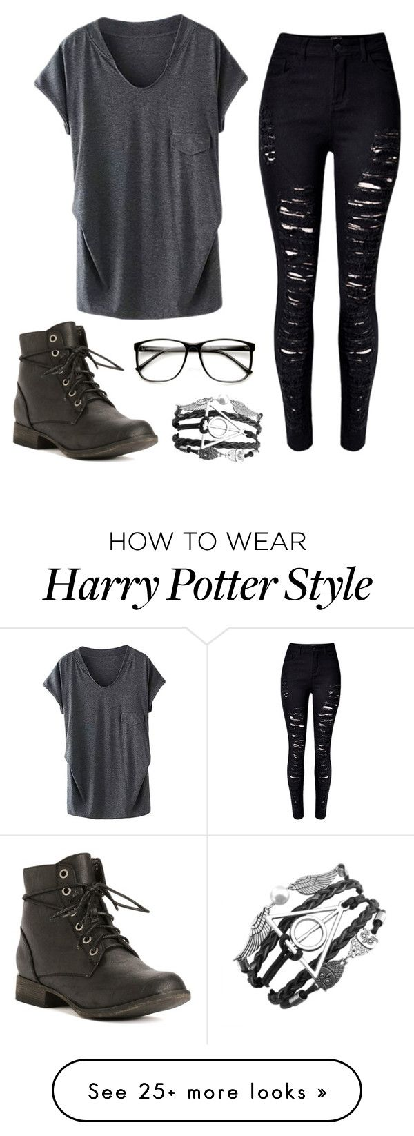 """Untitled #734"" by tokyoghoul1 on Polyvore featuring women's clothing, women, female, woman, misses and juniors"