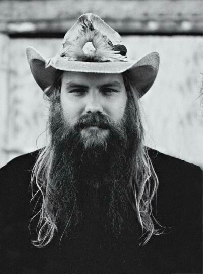 Chris Stapleton - Met him at the ACM Party for a Cause Festival 2016