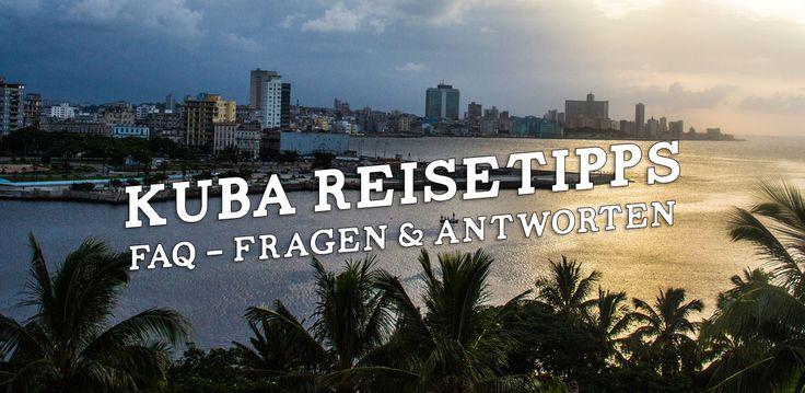 Reisetipps für Kuba? Hier findest du Infos zur Touristenkarte, eine Reiseorbereitung Checkliste, Kuba auf eigene Faust, Währung, Reiseapotheke uvm.