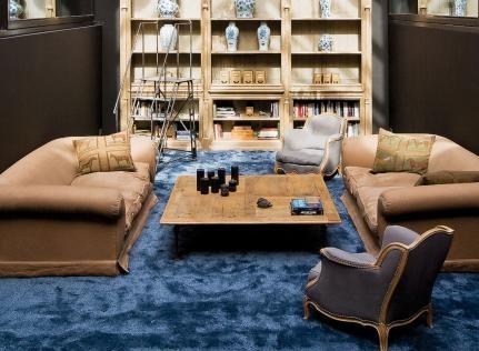 Ręcznie robione i wytwarzane z myślą o ekskluzywnych  wnętrzach dywany belgijskiej firmy JoV design, cieszą się ogromnym uznaniem wśród ludzi na całym świecie.