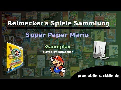 Reimecker's Spiele Sammlung : Super Paper Mario