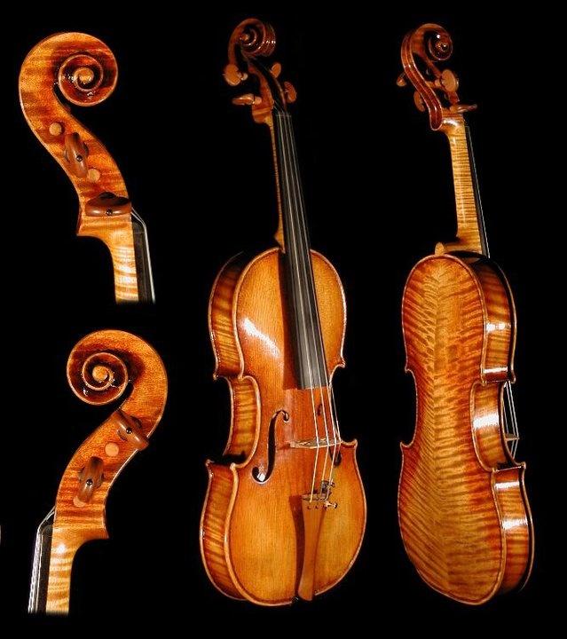 """Stradivarius """"Soil"""" Violin (1714)"""