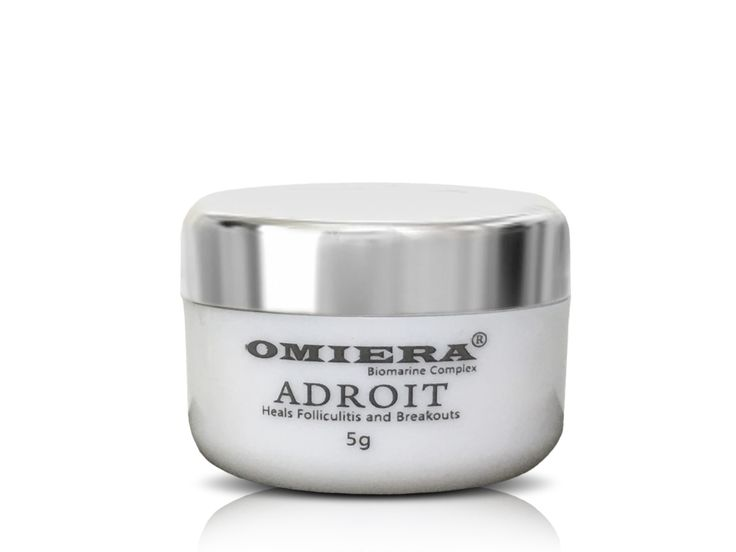 Adroit: Facial Hair Growth Inhibitor Cream