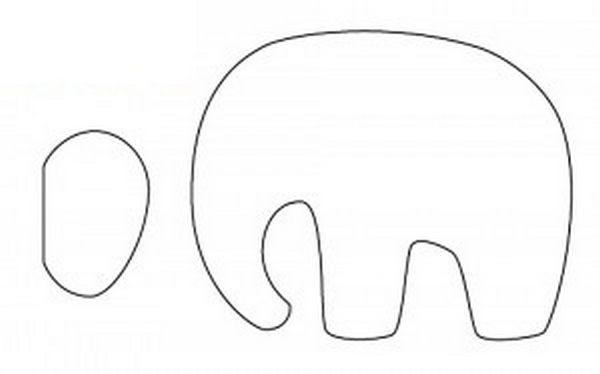 Adornos para Baby Shower temática elefante | Manualidades para Baby Shower