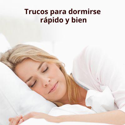 Te enseñamos unos trucos básicos para intentar dormir de una forma rápida y adecuada y lo que es más importante de un descanso durarero  http://naturconfortcolchones.com/trucos-para-dormirse-rapido-y-bien/
