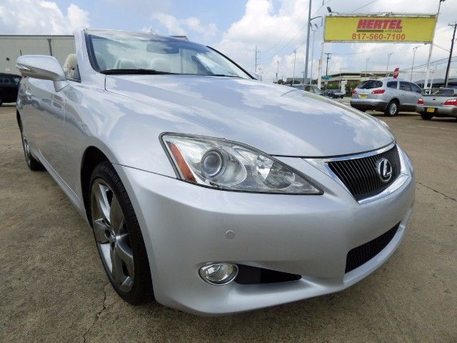 """Sexy Lexus! Prepare for the """"Ooohs"""" & """"Aaaahs"""" as You Drive By Everyone in Your 2010 #Lexus #IS C #350C #Convertible with NAVI; Heated & Cooled Seats; Just 53K & a Clean CARFAX for Only $18,990! - http://www.hertelautogroup.com/2010-Lexus-ISC/Used-Convertible/FortWorth-TX/9682031/Details.aspx  #lexusisc #lexusis350 #luxurycar #funcar #droptop"""