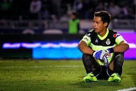 Chivas del Guadalajara  GOALKEEPER Jose Antonio Rodriguez