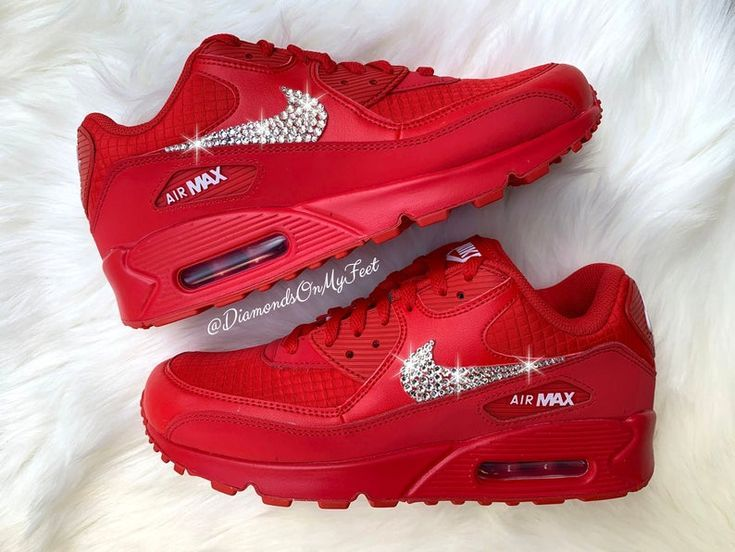 Hot Blinged out Nike Womens Shoes | Nike air max for women, Nike ...