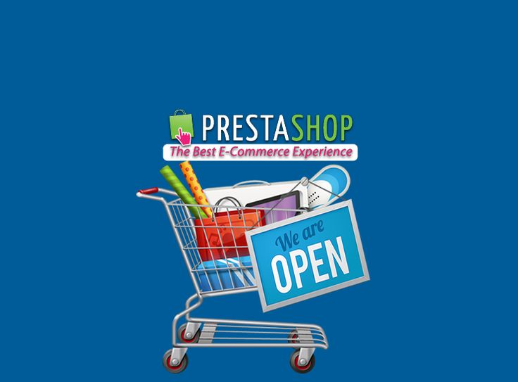 Prestashop comes with over 300+ Features and more than 500 #Templates which make setting up your #ecommerce store a breeze.  It has never before been this easy to sell your stuff online.